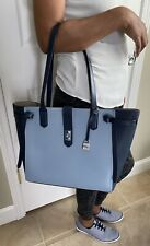 Michael Kors Bag Handbag Cassie Large Tote Bag Leather New With Tags 35H8ST6T7T
