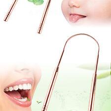 Tongue Stains Scraper Remove Bad Breath Tongue Toxin Scraping Oral Care Tool CB