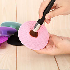 Silicone Absorbable Makeup Brush Cleaner Glove Scrubber Board Cosmetic Cleaning