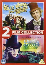 Willy Wonka And The Chocolate Factory / Charlie And The Chocolate Factory (2