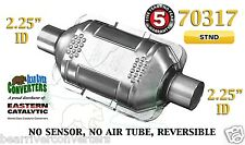 "70317 Eastern Universal Catalytic Converter Standard 2.25"" 2 1/4"" Pipe 10"" Body"