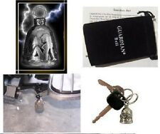 MUD FLAP GIRL MOTORCYCLE BIKER GUARDIAN BELL GREMLIN PROTECT RIDE FROM EVIL