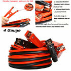 4 Gauge Heavy Duty Jumper Battery Booster Cables 1000a Car Battery Jumper 2m