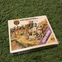 Vintage AIRFIX ANCIENT BRITONS - Toy Soldiers 1:72 SCALE MODEL KIT #1734