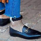Womens Fishnet Bodystockings Net Pattern Pantyhose Tights Casaul Lace Stockings