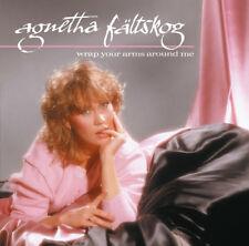 "Agnetha Fältskog : Wrap Your Arms Around Me (Black Vinyl) Vinyl 12"" Album"