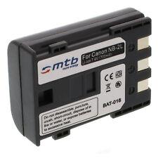 Batteria NB-2L per Canon Powershot G7 G9 S30 S40 S45 S50 S55 S60 S70 S80
