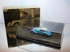 MINICHAMPS 120420 ALFA ROMEO 8C 2900 B LUNGO 1938 - BLUE 1:43 - EXCELLENT IN BOX