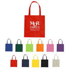 Personalized Tote Bags Lot Of 500