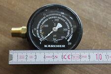Manometer Pressure Gauge 0-400 Bar für KÄRCHER HD 1000 SE NEU 6.421-088.0