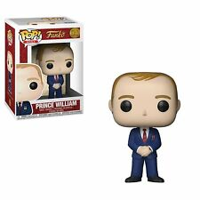 Prince William Royal Family POP! The Royals #04 Vinyl Figur Funko
