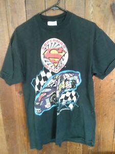 "1999 JEFF GORDON No. 24 ""SUPERMAN RACING"" Dupont Motorsports (Lg) T-Shirt"