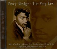 Percy Sledge The Very Best. 18 Track CD