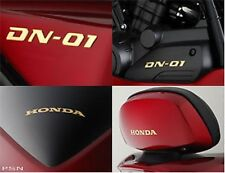 2009 09 HONDA DN01 DN-01 NSA700 GOLD 3D EMBLEMS