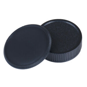 Hot for M42 42mm Screw Mount Camera Rear Lens and Body Cap Cover 1 SetJCAUQA