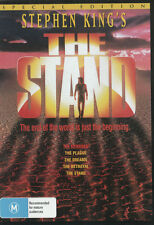 Stephen King's THE STAND 2-DVD Set * New & SEALED *   UPC: 9332412001872