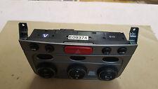 Alfa Romeo 147 Heater Control Unit  07352944670 in silver