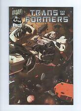 Dreamwave Transformers Vol 2 #1 Foil Variant Cover 2003 Megatron Wraparound