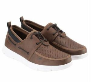 Speedo Men's Port Water Shoes Slip-on ~ Brown Pick A Size NEW