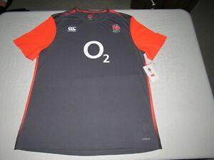 England Rugby Elite Training Shirt Canterbury Adult Size 3XL NWT