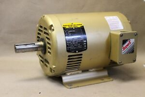Baldor Reliance Super-E Motor 36H865Y438G1 3HP 575V  1760 RPM