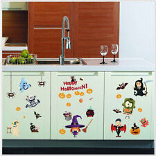 Halloween Sticker House Decorative Stickers For Bicycle Waterproof Stickers New