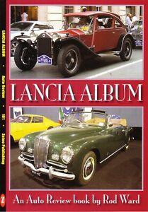Book - Lancia Fulvia Beta Delta Stratos Aurelia Aprilia Lambda Gamma Auto Review