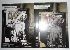 THE WALKING DEAD MAGAZINE 2 Speciale La Storia Di Michonne Regular + Variant