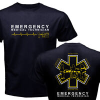 Proud Paramedic EMT Emergency Medical Technician Medic Rescue Gift T-shirt