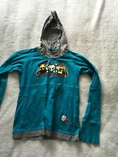 Lot of 2 women's hoodies Everlast and other size S