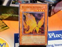 YUGIOH ULTIMATE BLAZEWING BUTTERFLY TAEV-EN089 1ST EDITION NM/MINT