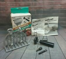 Wolfcraft Dovetailer & Comb Jointer Woodworking Tool Model # 4200