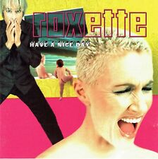 (CD) Roxette - Have A Nice Day - Salvation, Anyone, Stars, Wish I Could Fly,u.a.