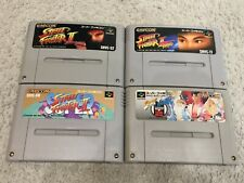 LOT Street Fighter 2 Turbo Super Zero2  SFC Nintendo Super Famicom SNES NTSC-J