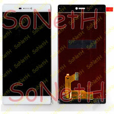 """Touch screen + LCD Display HUAWEI Ascend P8 GRA-L09 5,2"""" Assemblato Bianco"""