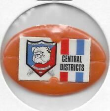 1968 Twisties Badge Central Districts Footbal Club /: