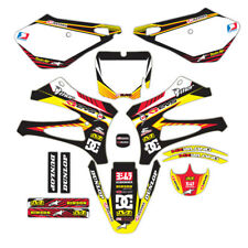 COBRA 2010 - 2017 CX 50 SR KING MOTOCROSS DECALS DIRT BIKE GRAPHICS : RED