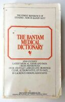 Medical Dictionary Bantam (Paperback, 1982) English 9500 Entries