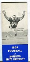 1969 Morehead State University Football Media Guide 071517nonjhe