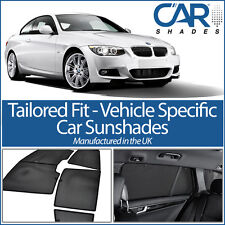 BMW 3 Series 2dr 2005-2012 CAR WINDOW SUN SHADE BABY SEAT CHILD BOOSTER BLIND UV