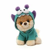 "Gund Itty Bitty Boo #034 Monsteroo Plush Stuffed Animal 5"" Dog New Free Shipping"