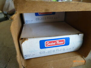 CB-818 P10 Sealed Power Rod Bearings 1968 -1990 Ford 390 429 460