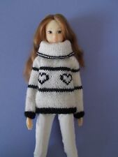 outfit available for momoko,pullip,fashion royalty, barbie, blythe, pure neemo