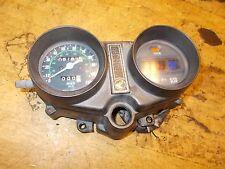 1978 Honda CB400 CB 400 Hawk Dash Panel Cluster Speedometer