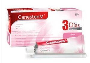 Canesten V Crema Cream Vaginal Infect Antifungal Treatment 3 Days FAST SHIPPING!
