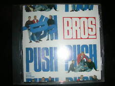 """BROS - Push  CD, 1988, Epic  """"When Will I Be Famous"""""""