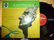 BEETHOVEN Sinfonie Nr 3 Es-Dur Op. 55 (Symphony No.3) LP NM/NM ODEON FURTWANGLER