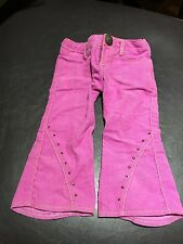 "18"" Nicki American Girl Doll Retired Ranch Outfit Purple Jeans Pants ONLY"