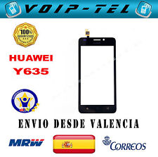 PANTALLA TACTIL DIGITALIZADOR HUAWEI ASCEND Y635 L01 L02  TOUCH DISPLAY NEGRO