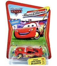 DISNEY CARS 1 2 3 DIECAST 1:55 - IMPOUND LIGHTNING MCQUEEN #73 - CHASE - UK!